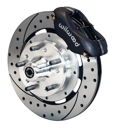 Forged Anodize Caliper- Dynalite Big Brake Kit