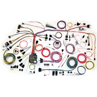 Complete Wiring Kit- 1967-68 Camaro