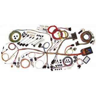 1962-1967 Nova Complete Wiring Kit