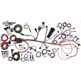 1964-1967 Chevelle Complete Wiring Kit