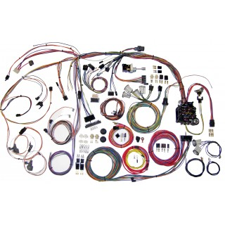 Complete Wiring Kit 1970-1972 Chevelle