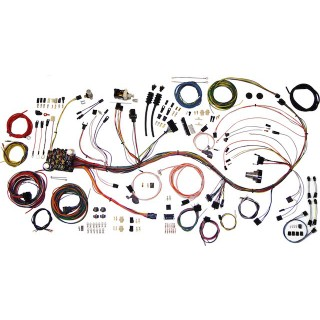 Complete Wiring Kit 1969-72 Chevy Truck