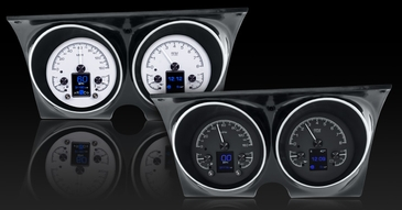 1967-68 Camaro HDX Instruments