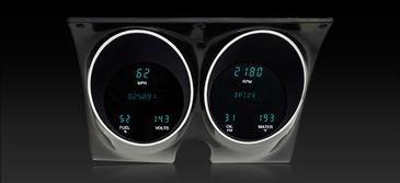 1967-68 Camaro/ Firebird Digital Instrument System