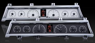 1966-67 Chevy Chevelle/El Camino HDX Instruments